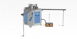 OMRM 136: Masina de sertizat profile aluminiu automata utilaje
